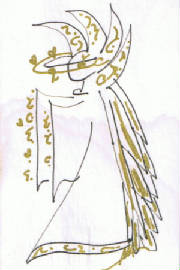 Angel Art by Jo - inspired to paper 1-18-09